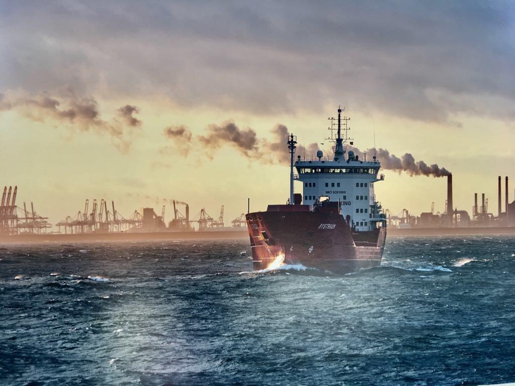 Cargo: As A Tourist On A Cargo Ship – artmejo