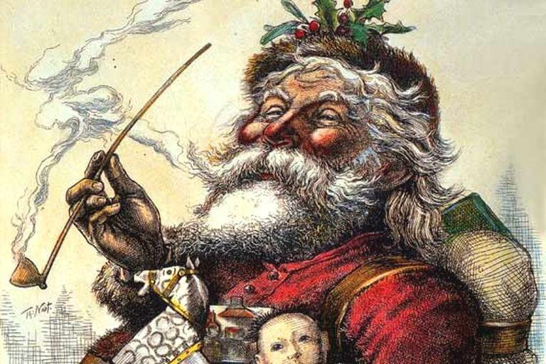 Christmas Iconography.Christmas Iconography Commercialism And Coca Cola Artmejo